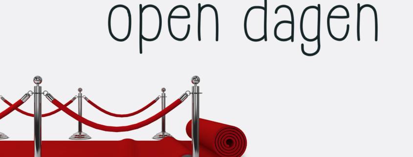 Actuele lijst met alle online open dagen HBO en WO 2021